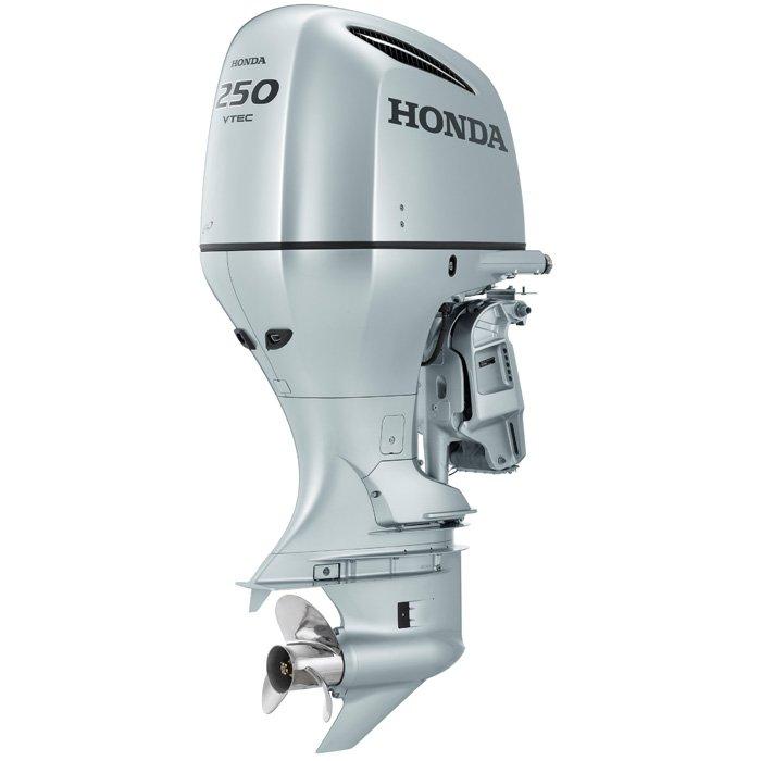 Honda bf250 115 250 hk honda utombordare marin for Honda financial contact